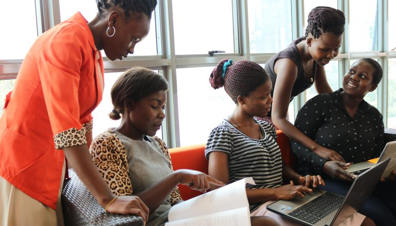 WOMEN'S DAY: HOW THE RURAL WOMAN IS BEING TRANSFORMED THROUGH ICT